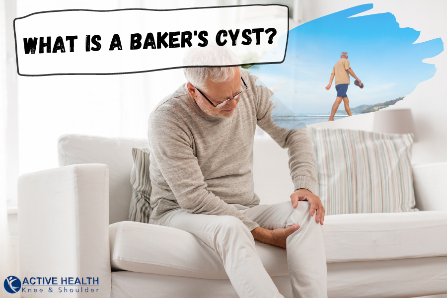 what is a baker's cyst